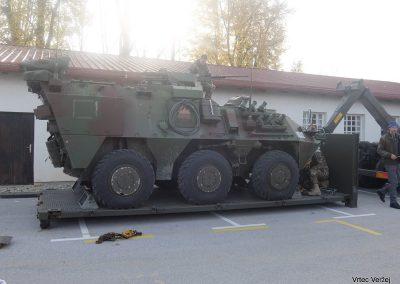 Vojaki na obisku - Vrtec Veržej 18