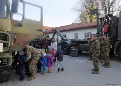 Vojaki na obisku - Vrtec Veržej 26