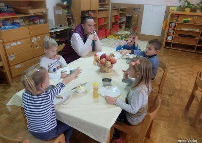 Tradicionalni slovenski zajtrk 2019 - Vrtec Veržej 04