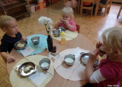 Tradicionalni slovenski zajtrk 2019 - Vrtec Veržej 06