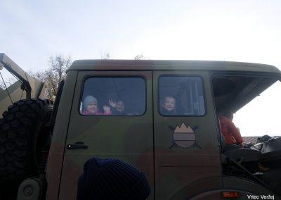Vojaki na obisku - Vrtec Veržej 30